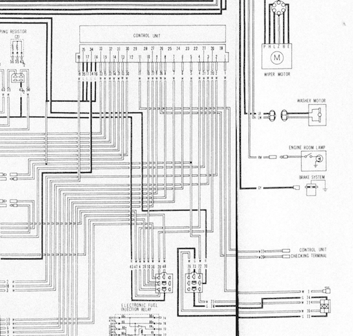 wiring diagrams classic zcar club. Black Bedroom Furniture Sets. Home Design Ideas