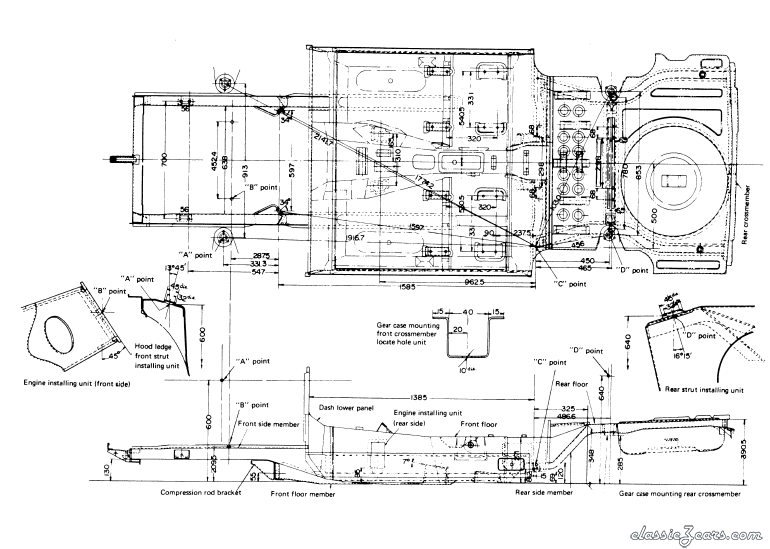 240z Wiring Diagram - Wiring Diagrams