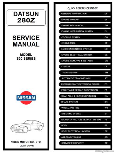 Clic Zcar Club File Downloads Datsun Z Wiring Diagram Pdf on