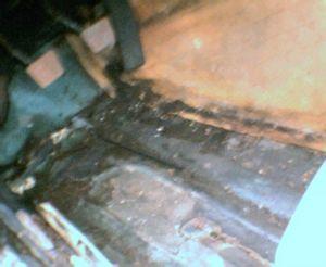 Driver's Floor