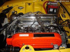 Mike's 240z Engine