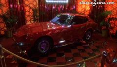 Z Cars In Movies & TV