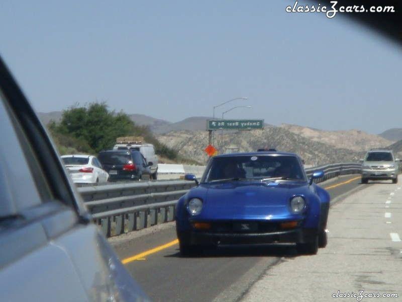 on the way to MSA