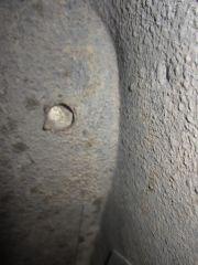 bullet hole #1
