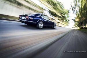 Blurred Speed