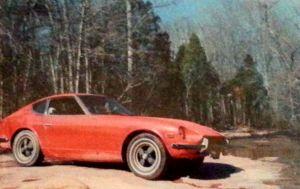 '71-240 Z Redwing 200,000 miles