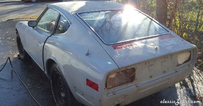 240z Project Car