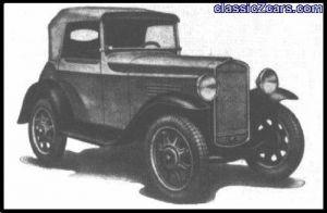 1932 Datsun