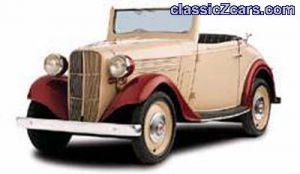 1935 Road Star