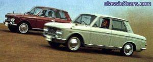 1965 SSS R411 Bluebird
