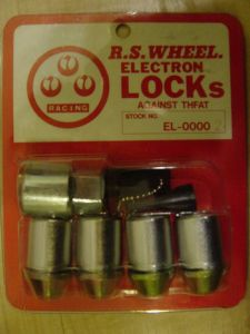 RS Watanabe lock nuts