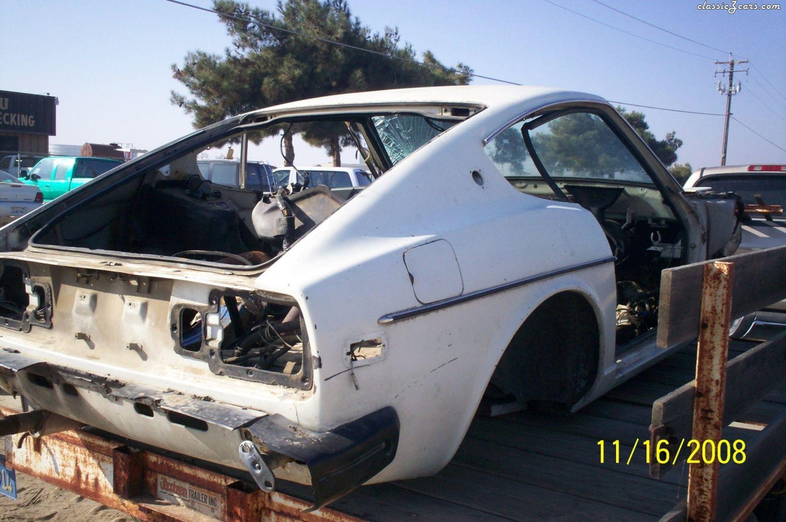 josh's 1st car