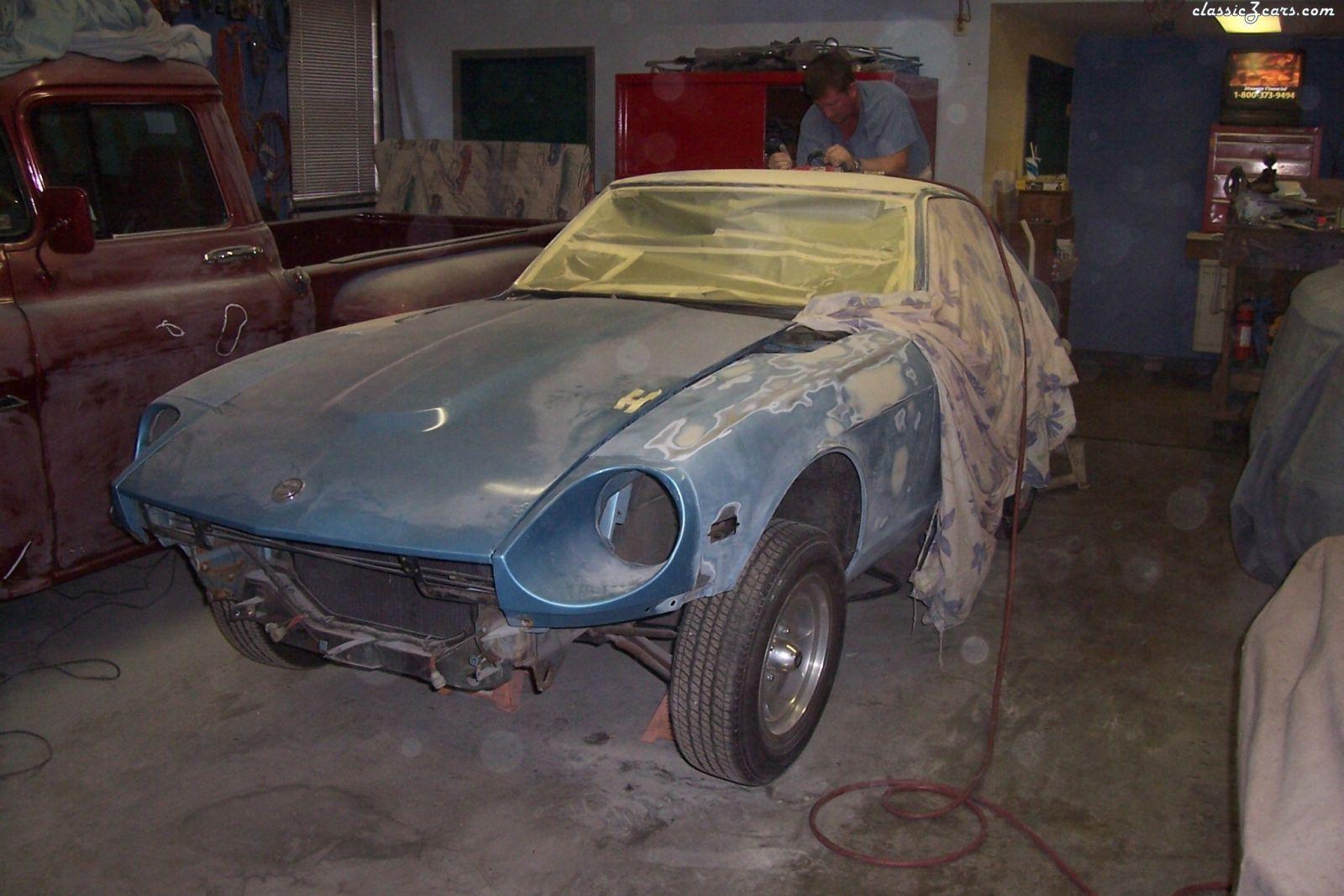 paplein's 1974 260Z