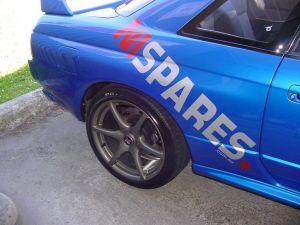 R34 wheels on R32