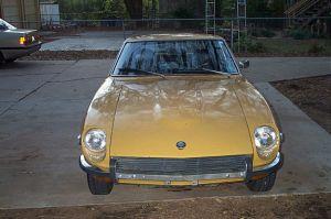 My 1971 240z Series II