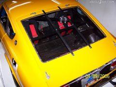 Beta Motorsports Rear Hatch