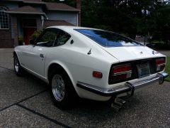 1972 240Z 77K Miles, Original Paint