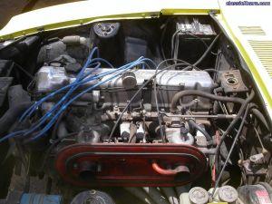New rebuilt 240z stock engine SUs