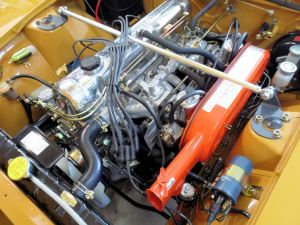 Engine and Drivetrain
