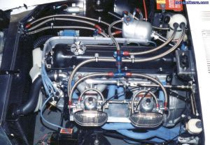 engine, drivers side