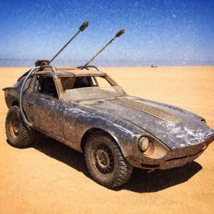 Classic Mad Max Z
