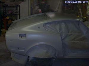 primer surfacer right 240Z