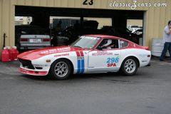 ZCCNE Club Racer, at Loudon