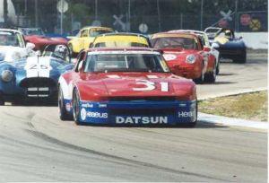 Innovator Racing's IMSA GTU 280Z