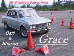 """'67 RL411 'Bluebird' - """"Grace"""""""