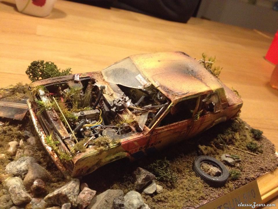 510 Model by Jerome Petitjean