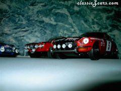 Top 3 Rallye Monte Carlo '72