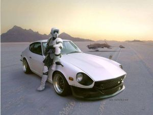 May the Z be with you...