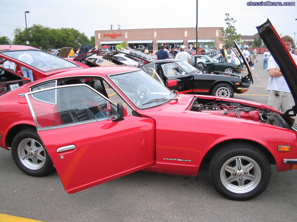 Kenneth Mack's 240Z