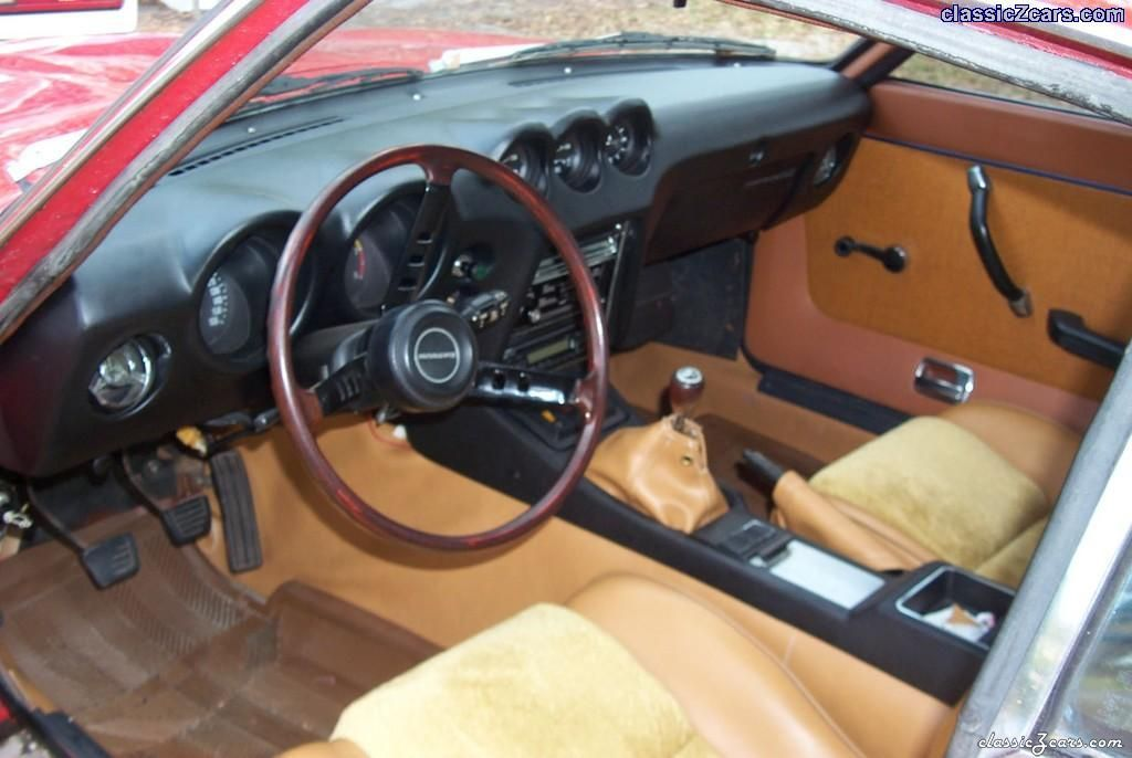 HLS30 My '73 inside