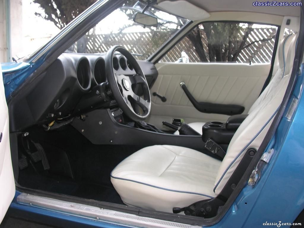 Whole front interior