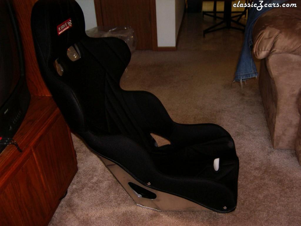 My racing seat