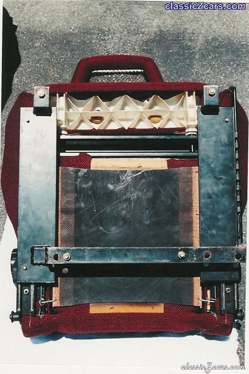 Recaro (Driver Seat) Mounting