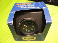 NISMO 60mm Water Temp Gauge