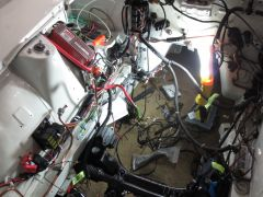 Rewiring MSII and stock harness