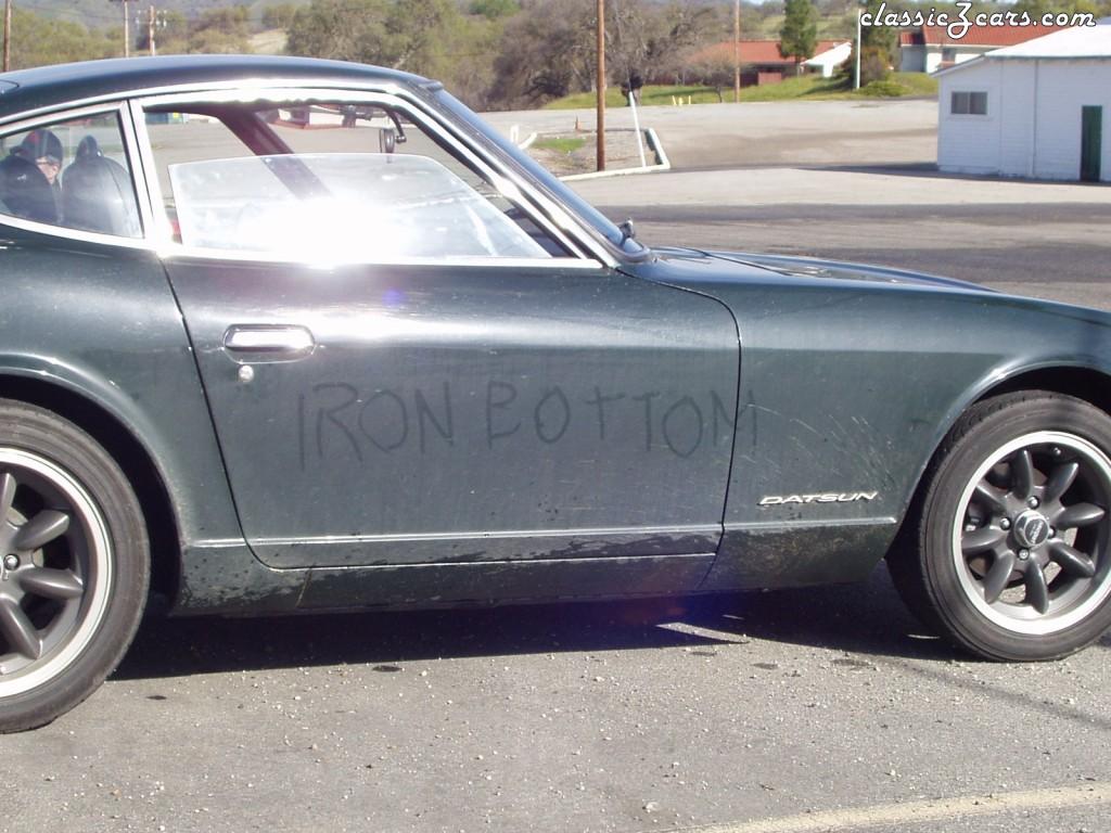 2006 No Frills Iron Bottom