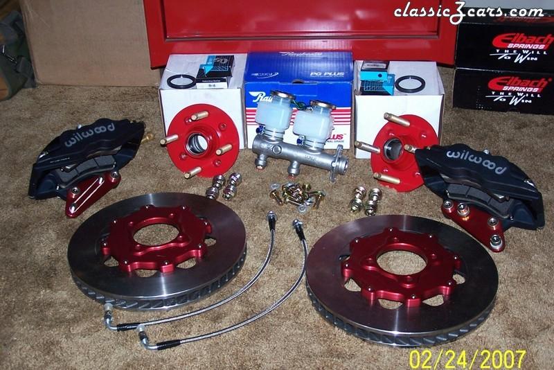 ArizonaZcar brake system.
