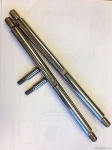 rem spindle shaft