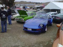 My IMSA at Datsun corral Laguna Seca Historics 2011