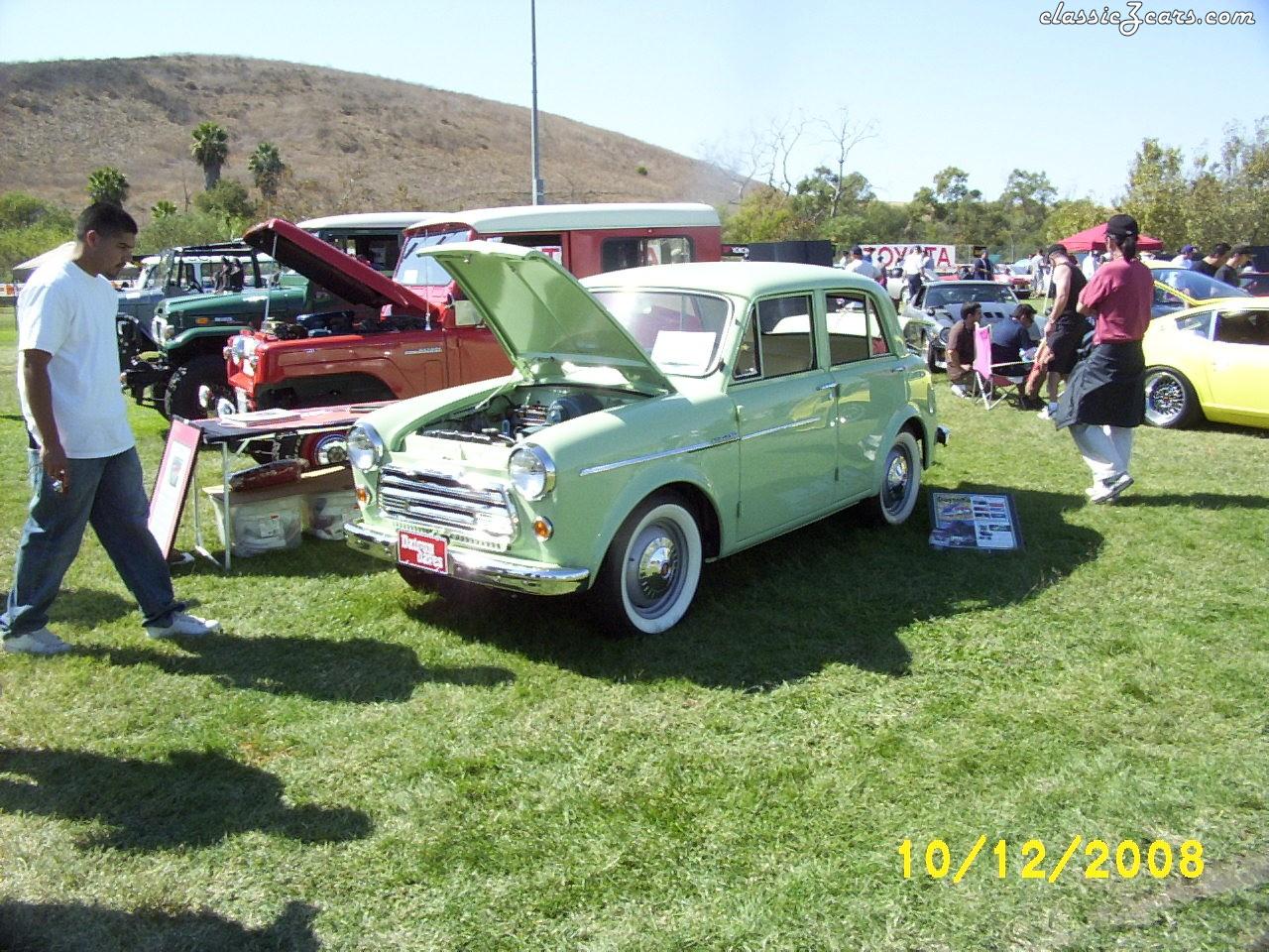 2008 Japanese Classic Car Show-Irvine, CA 9/12