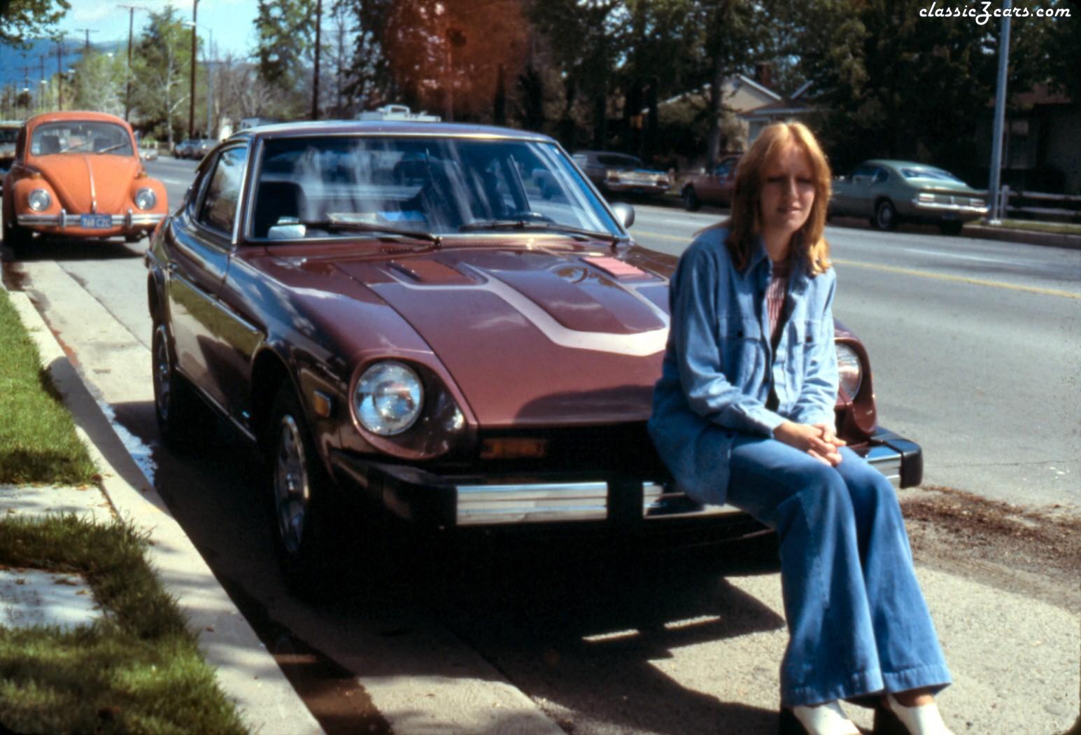 1978 Datsun 280Z HLS30434713 11/77