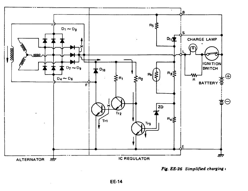 denso voltage regulator wiring diagram denso wiring diagrams voltage regulator wiring diagram post 2169 14150813418134
