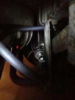 240z Electric Fuel Pump Installation Carburetor Central