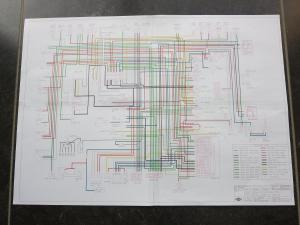 240z Serie I Color Wiring Diagram Electrical The Classic Zcar Club
