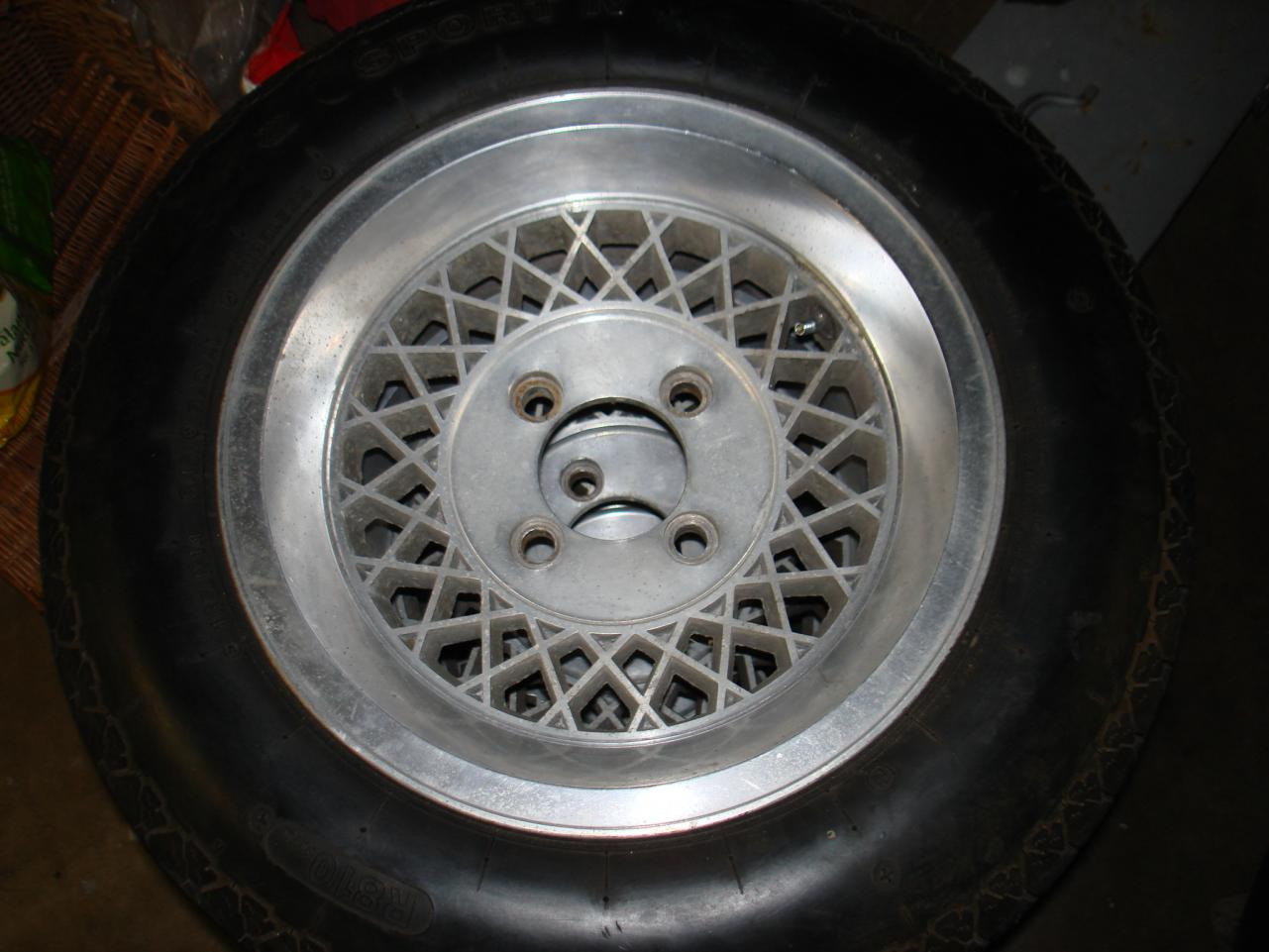 Used Car Rims >> Looking for Appliance Wheel center caps - Wheels, Tires and Brakes - The Classic Zcar Club