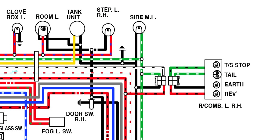 1976 mgb wiring diagram related keywords suggestions 1976 mgb 73 240z wiring diagram get image about